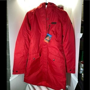 Columbia Suttle Mountain insulated Jacket Size S